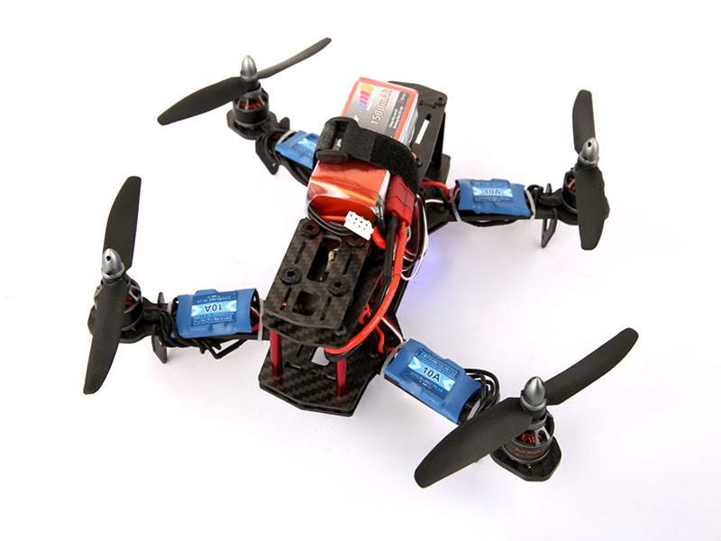Xbird q mm mini quadcopter kit osiworx
